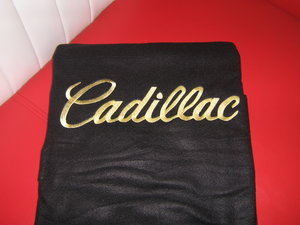 Cadillac pläd