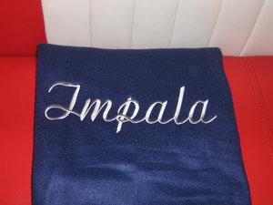 Impala pläd