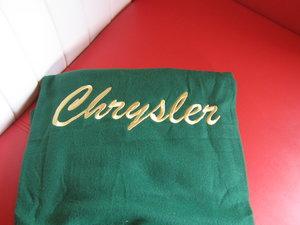 Chrysler pläd