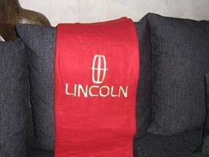 Lincoln pläd