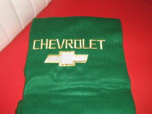Chevrolet pläd