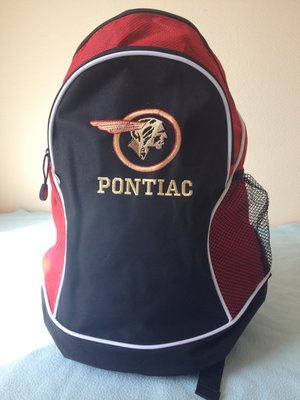 Pontiac old ryggsäck