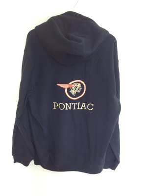 Pontiac old Huvtröja