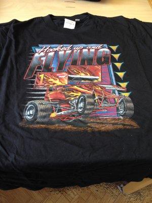 Fying T-shirt