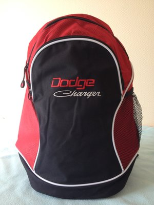 Dodge charger ryggsäck