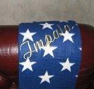 Impala old USA pläd