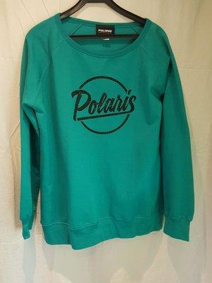 Sweatshirt, grön (damstorlek) 2XL