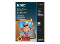 Epson Photo Paper Glossy A4