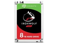 "Seagate IronWolf 8TB 3.5"" NAS HDD"