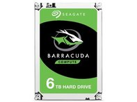 "Seagate Barracuda 6TB 3.5"" HDD"