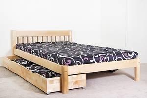 GULTA R sängram i björk