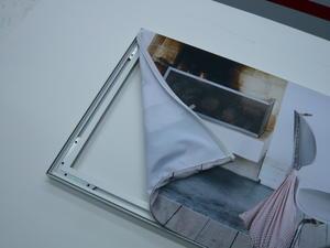 Fabric frame 03TX