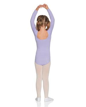 Långärmad body / gymnastikdräkt 9 färger för både barn och vuxna