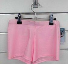 Ljusrosa lycrahipsters/hotpants