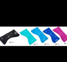 Pannband i microfiber i olika färger