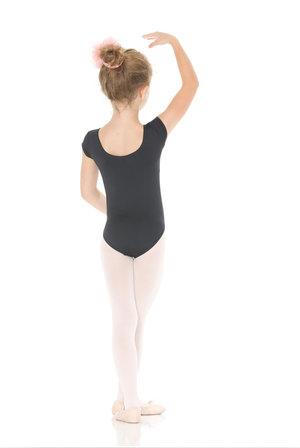 Body med holkärm i svart eller rosa