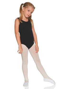 Ärmlös barndräkt i svart, rosa eller ljusblått