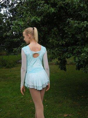 Sammetsklänning från Intermezzo