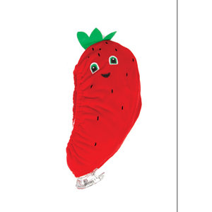 Mjuka mat- och fruktskenskydd