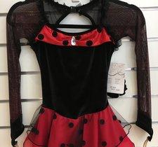 Långärmad klänning från elitexpression