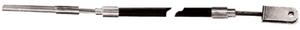 Bakbromsvajer  XL 1977-78