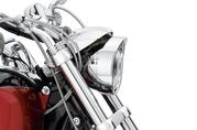 Headlamp Trim Ring,Fxst/B/C 94- W/Visor