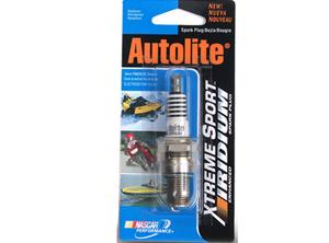 Tändstift  Autolite Tc88 1999- , XL86- Iridium