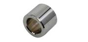 """Distans för hjulaxel, id3/4"""" * 21mm Universal, Chr"""