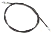 "Speedo Cable Black 72.5"" W/12Mm Spd Con"