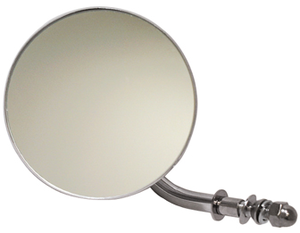 "Backspegel,Rund 3"",H+V,Chr"