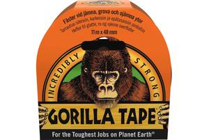 Gorilla tape 11m *48mm