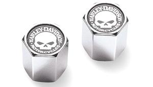 Skull Valve Stem Caps