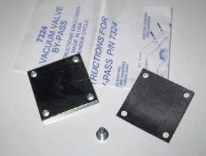 Vacuum Valve By-Pass Kit 1996-01