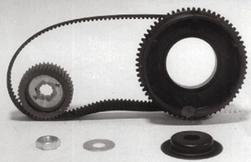 """Beltdrive 1-1/2""""  1965-78  Elst. Bdl"""