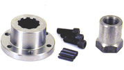 """1"""" Front Pulley Offset Insert W/Nut Bdl"""