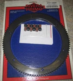 Startkrans,Stock Ring Gear  1998-06 102T Primo