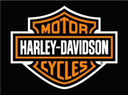 Magnet skylt HD Logo  6*8 cm