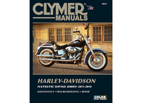 Clymer Repair Manual Fxst 2011-16