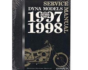 Verkstadshandbok 97-98 Dyna
