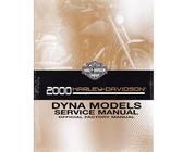Verkstadshandbok 2000 Dyna Tc88