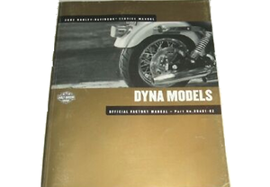 Verkstadshandbok 2002 Dyna Tc88