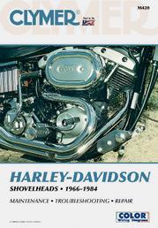 Clymer Repair Manual B/T 1966-84