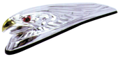 Fender Ornament, Eagle 12V Lghtd Eyes