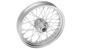 """Framhjul Chr,40E Billetnav 3/4"""" 16X3,5  00-06"""