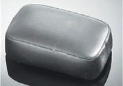 Avtagbar Pass. Sadel 235*165mm, svart vinyl