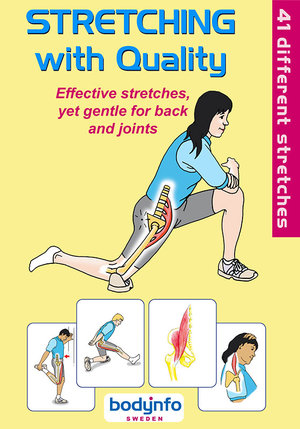 Ebook - Stretching with quality