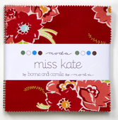 Miss Kate charm pack
