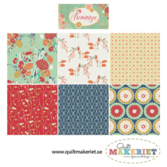 Reminisce fat quarter-bunt