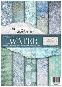 Rispapper creative set  Water  rs003