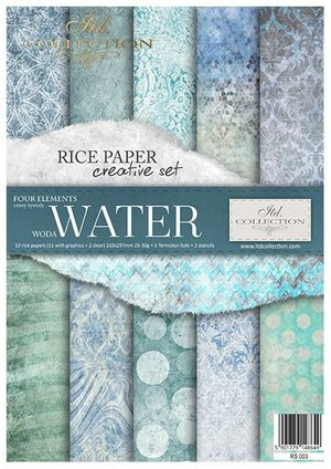 Rispapper creative set  Water  rs003